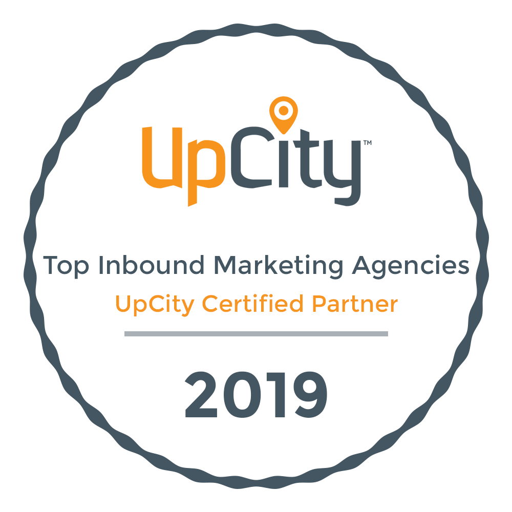 UpCity Inbound Certification Badge