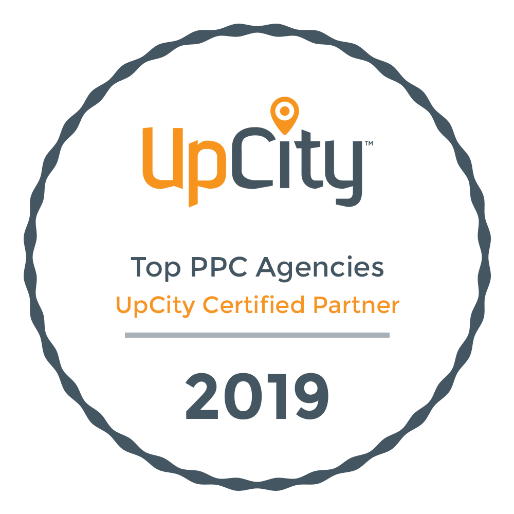 Top PPC Agencies UpCity Certified Partner